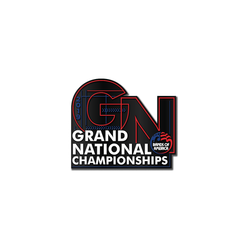 2019 Grand National Championship Pin