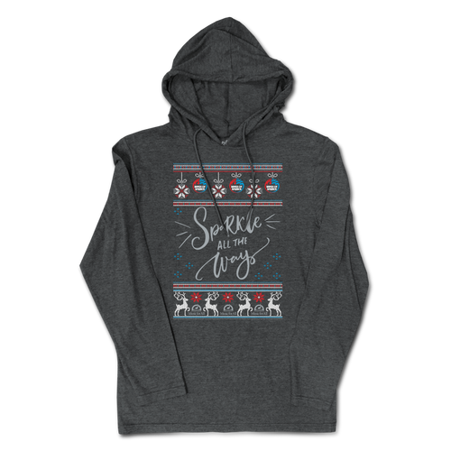 Limited Edition: BOA Holiday T-shirt Hoodie