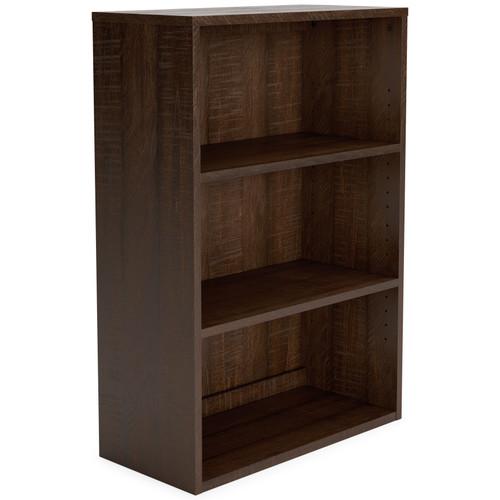 Camiburg Warm Brown Medium Bookcase