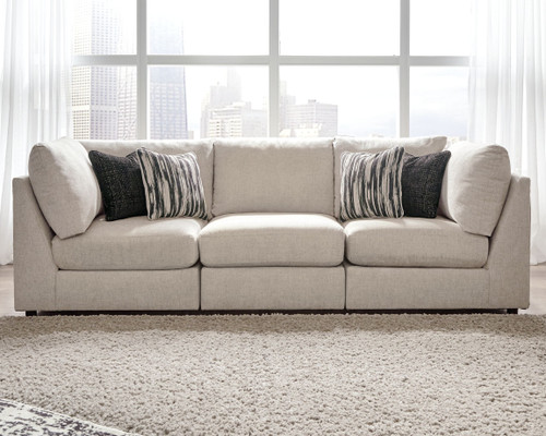 Kellway Bisque Sectional