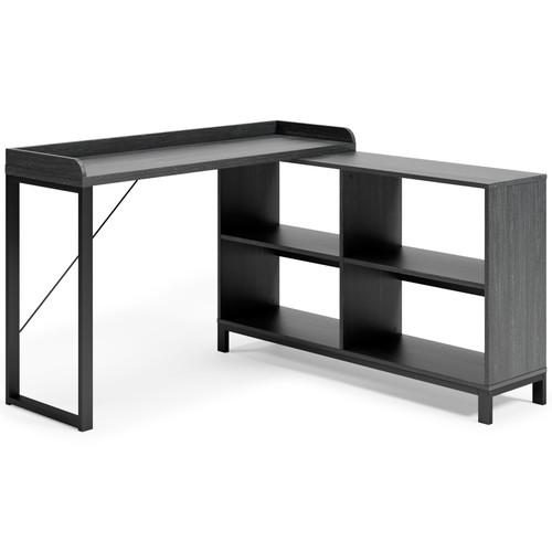 Yarlow Black L-Desk