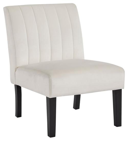 Hughleigh Light Beige Accent Chair