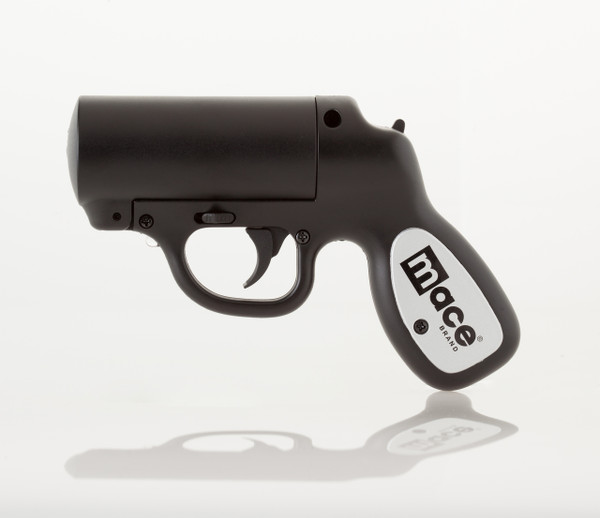 Matte Black Pepper Gun