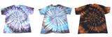 Throwback - Tie-Dye Tee Shirts