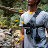 COTTON CARRIER Skout Camera Sling Style Harness (410GREY)