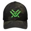 VORTEX Mens Nightfall Green/Black Multicam Cap (120-57-BCA)