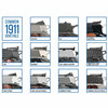 EVOLUTION GUN WORKS Bomar Vortex Razor Mount (49433)