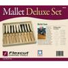 FLEXCUT 10-Piece Deluxe Mallet Set (MC100)