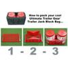 ANDERSEN Ultimate Trailer Gear Trailer Jack Block Bag (3602)