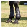 VEREDUS Olympus Black Open Front Boot (464949BLK)