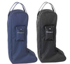 CENTAUR Solid Lined Black Tall Boot Bag (464613BLK-TLBT)