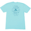 5FIN Mens Home SS Glass T-Shirt (MFT3006-GLS)