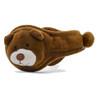 180s Youth Teddy Plush Spice Brown Ear Warmer (41505-095-01)