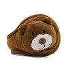180s Youth Teddy Plush Spice Brown Ear Warmer (41505-095-01)