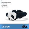 180S Youth Panda Black/White Ear Warmer (41505-901-01)