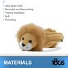 180S Youth Lion Golden Cream Ear Warmer (41505-925-01)
