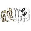 ANDERSEN Ultimate Connection Safety Chains with Rail Tabs (3215)