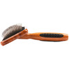 BASS Bamboo Wood Handle Large Slicker Brush (10557)