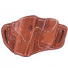 1791 GUNLEATHER BH2.1 / MAG1.2 Classic Brown RH Combo Belt Holster (BH2.1M1.2-CBR-R)
