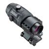 BUSHNELL Ar Optics 3x25mm Matte Black Magnifier (AR731304)