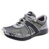 TRAQ Women's Qarma Wild Child Black Sneakers (ALG-QAR-5994)