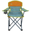 COLEMAN Youth Teal Quad Chair (275255)