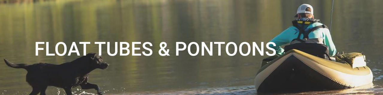 Float Tubes & Pontoons