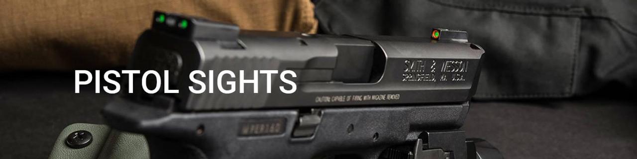 Pistol Sights