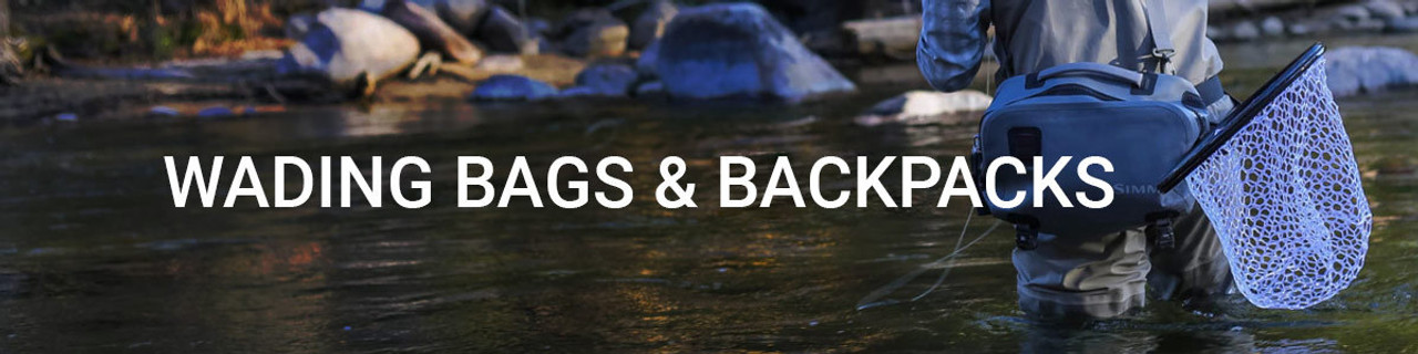 Wading Bags & Backpacks