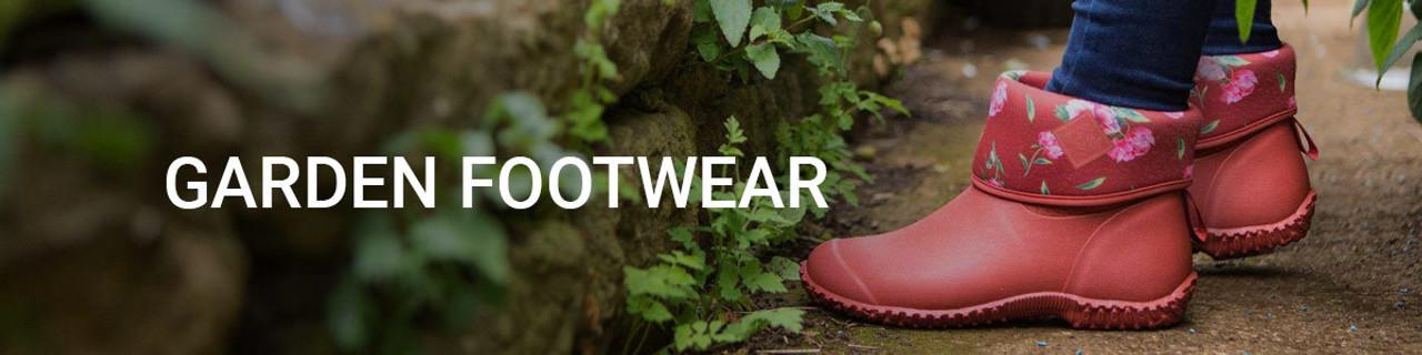 Garden Footwear