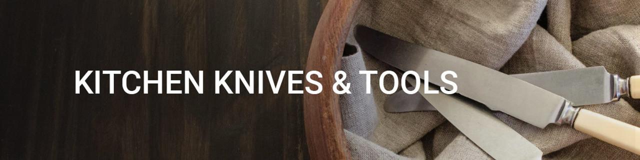 Kitchen Knives & Tools