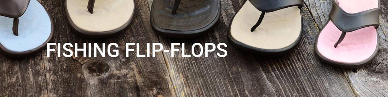 Fishing Flip-Flops