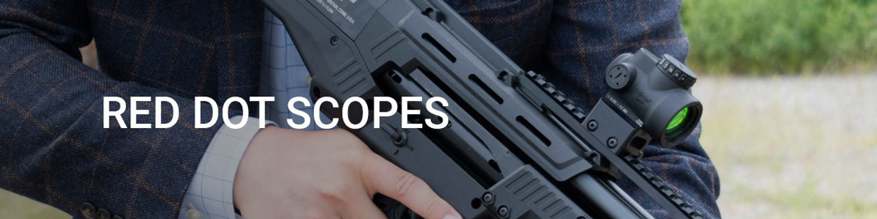 Red Dot Scopes