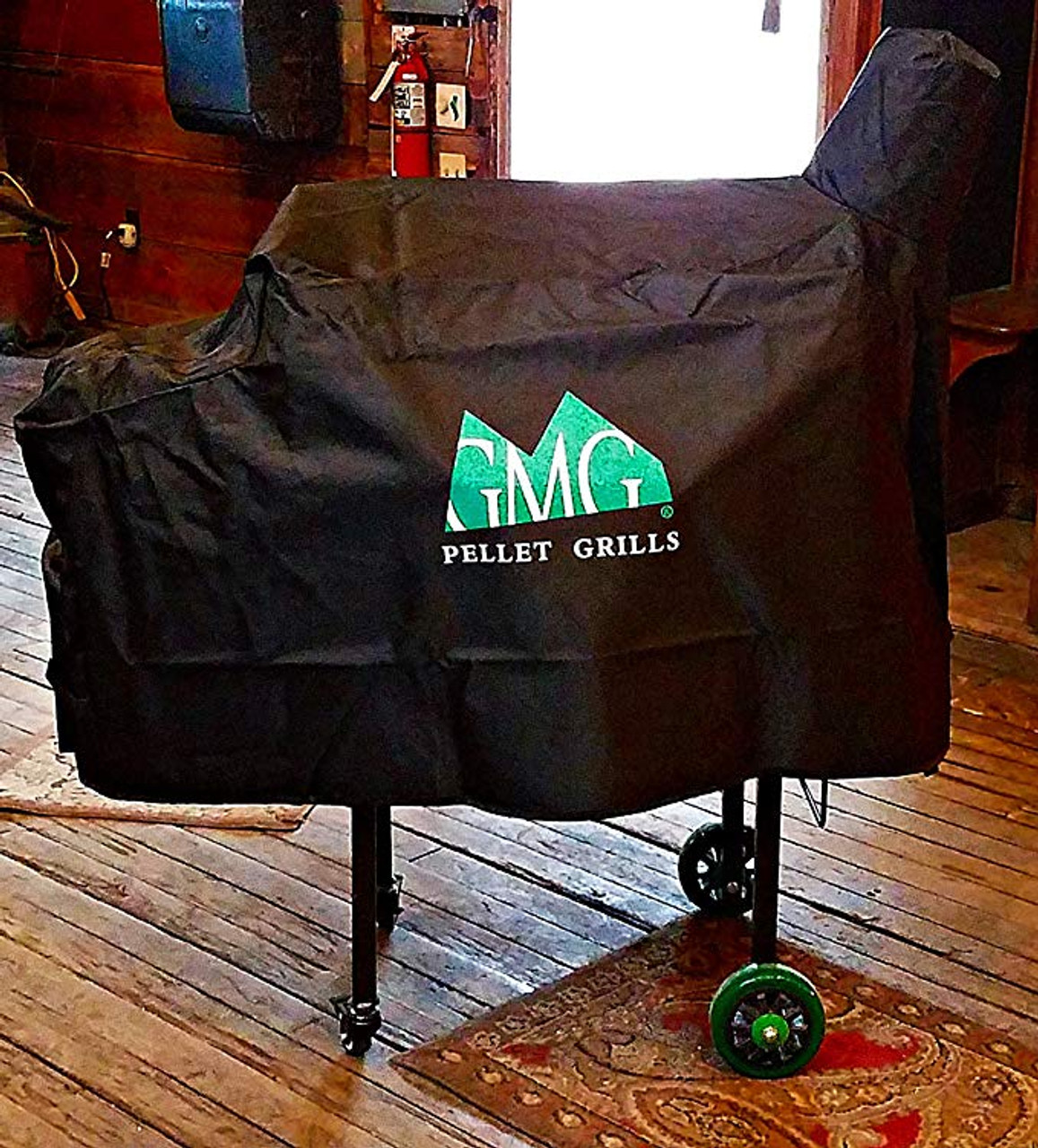 GREEN MOUNTAIN GRILLS Daniel Boone Grill Cover (GMG-3001)