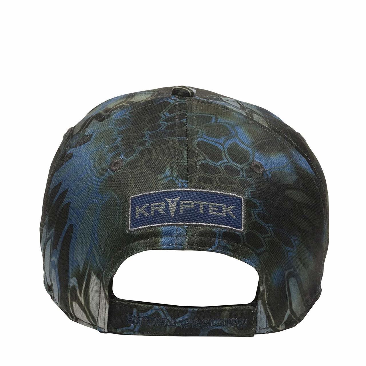 NEW # 15LOGOHN Neptune KRYPTEK SPARTAN LOGO HAT