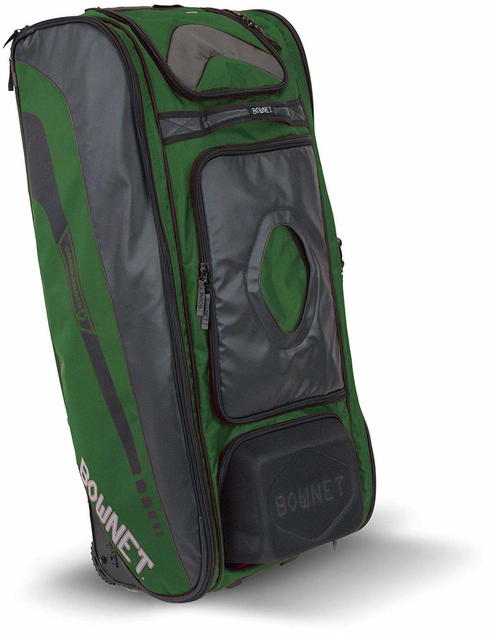 Bownet Commander Dark Green Catchers Bag Bn Commander Bag Dg