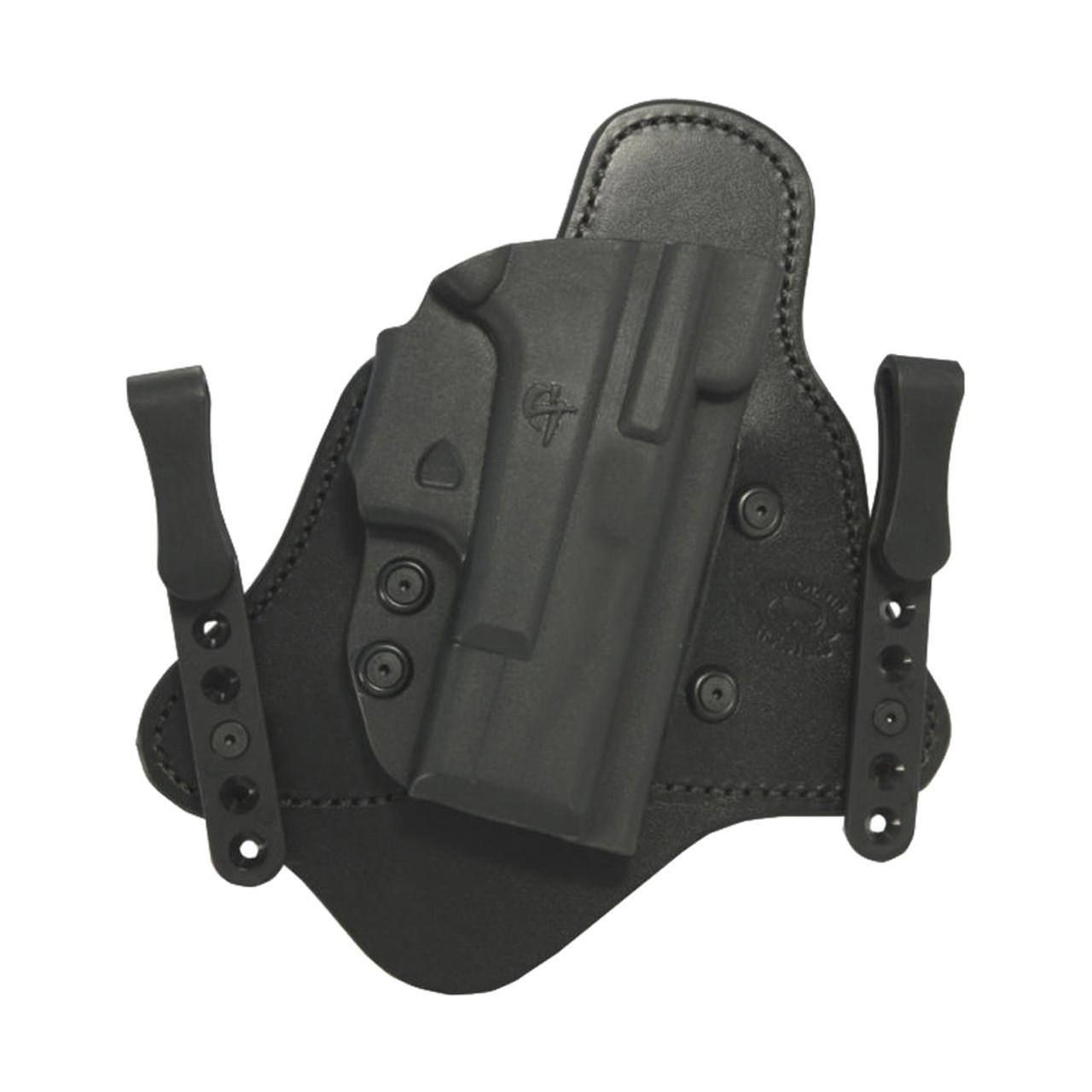 COMP-TAC MTAC IWB Hybrid Walther PPQ M1/M2 4in RSC Black Holster  (C225WA218RBKN)