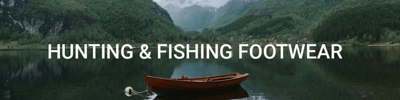 Hunting & Fishing Footwear