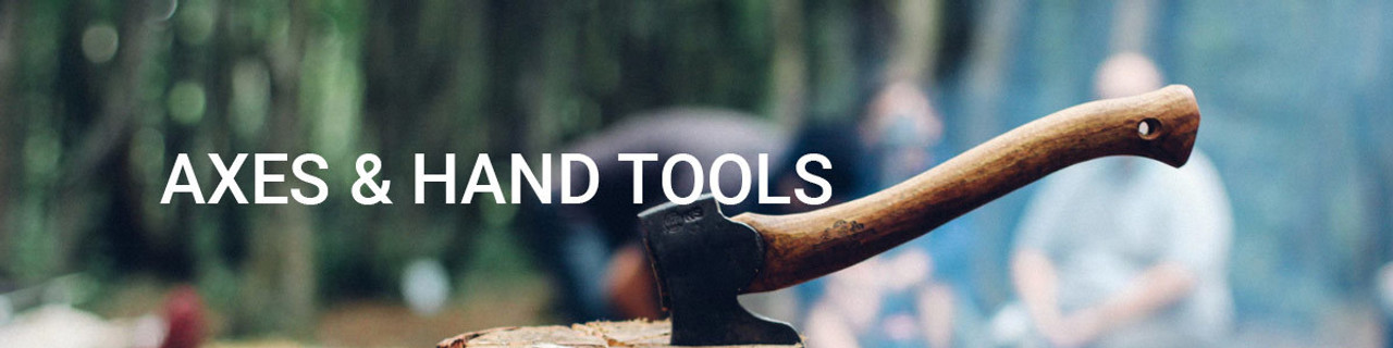 Axes & Hand Tools