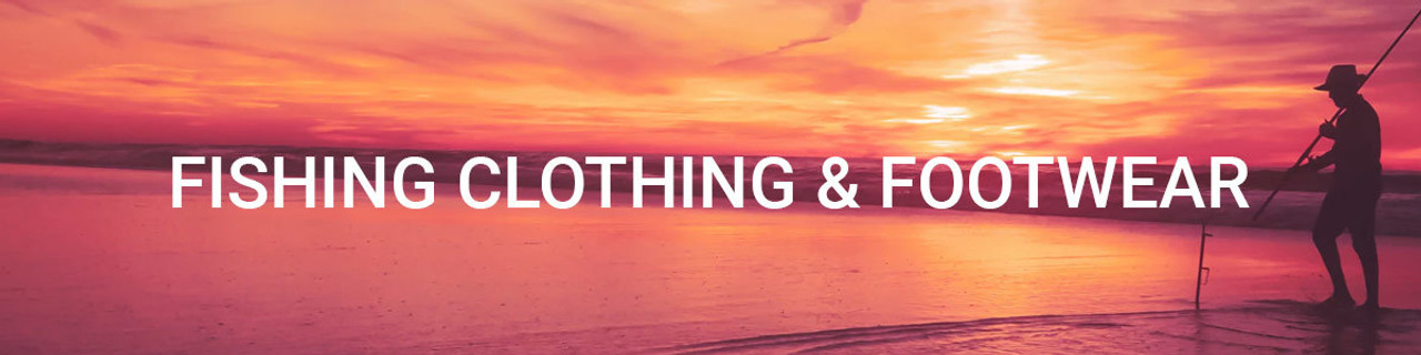 Fishing Clothing & Footwear