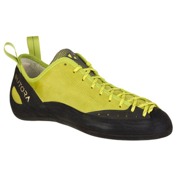 BUTORA Unisex Mantra Green Wide Fit Climbing Shoe (MANT-GR-WF-UNI)