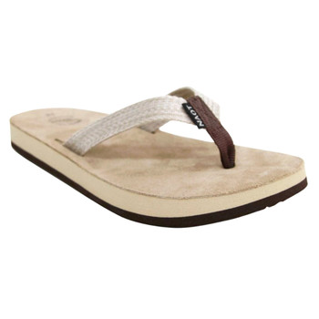 NAOT Womens Island Source by Naot Canvas Sandals (38509-X61)