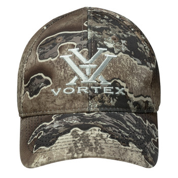 VORTEX Mens Spotter's Peak Realtree Excape Camo Cap (120-63-EXS)