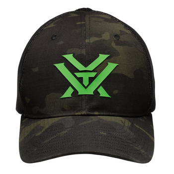 VORTEX Mens Nightfall Green/Black Multicam Cap (120-57-BCA)