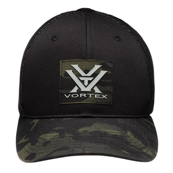 VORTEX Mens Pathbreaker Grey/Black Multicam Cap (120-62-BCA)