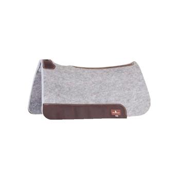 CLASSIC EQUINE Blended Felt Saddle Pad (CBFP100C)