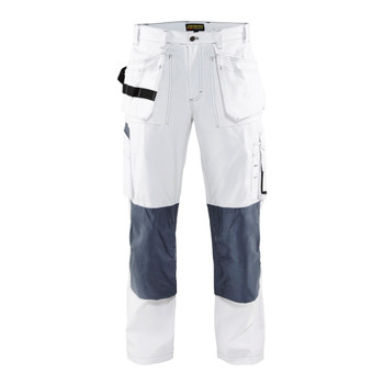 BLAKLADER Painter White Pant (163112101000)