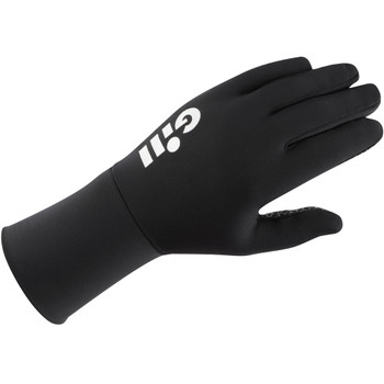 GILL Performance Black Fishing Gloves (FG221B)