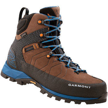 GARMONT Mens Toubkal GTX Dark Brown/Blue Boots (441012/211)