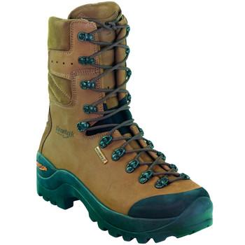 KENETREK Mountain Guide Ni Brown Boots (KE-427-GNI)